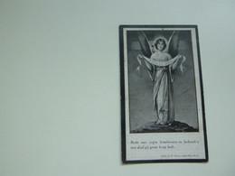 Doodsprentje  ( 4580 )  Nuyttens  /  Declercq      -   Lezennes  Ingelmunster     1938 - Avvisi Di Necrologio