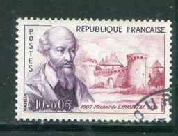 FRANCE-Y&T N°1257- Oblitéré - Gebraucht