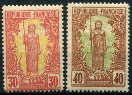 Congo        35/36  * - Unused Stamps