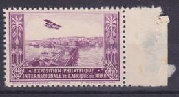 FRANCE - VIGNETTE EXPOSITION 1930 AFRIQUE DU NORD NEUF** COTE 30 EUR - Philatelic Fairs