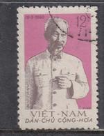 Vietnam 1960 - 70th Birthday Of Ho Chi Minh, Mi-Nr. 132, Used - Vietnam
