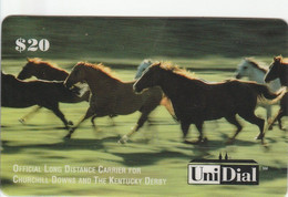 USA - Churchill Downs And The Kentucky Derby - Horses Running - Autres