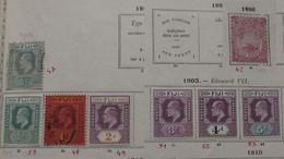 Fiji 1891 1903 1905 - Fidji (...-1970)