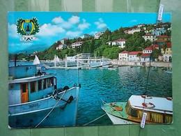 KOV 5-18 - HERCEG NOVI, HERCEGNOVI, MONTENEGRO, WATER POLO STADIUM, STADE, SHIP, BATEAU - Montenegro