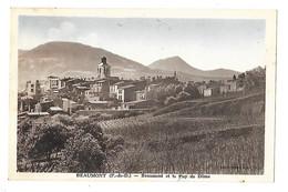 BEAUMONT  (cpa 63)   Beaumont Et Le Puy De Dôme    -   L 1 - Andere Gemeenten