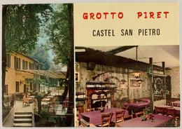 CASTEL SAN PIETRO - GROTTO PIRET - GERENTE MARISA VIECELI - TI Tessin