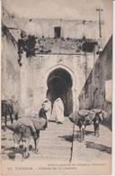 MOROCCO - Tanger - Entree De La Casbah - Tanger