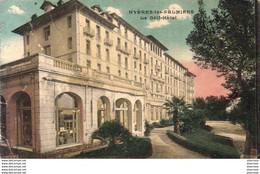 D83  HYÈRES LES PALMIERS  Le Golf Hôtel - Hyeres