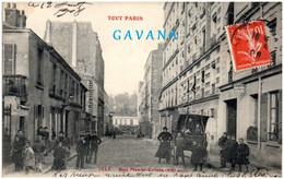 75 TOUT PARIS - Rue Monte-Cristo - Distrito: 20