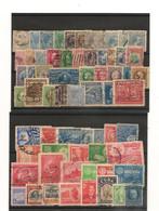 CUBA 1890/1959 LOT DE TIMBRES ANCIENS ET CLASSIQUES OBLITÉRÉS Et P.A. CÔTE 100,00 €++ - Collections, Lots & Séries