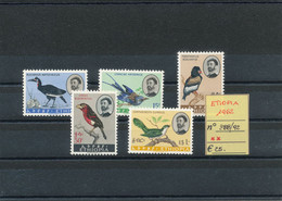 ETIOPIA- 1962 N° 388/92 MNH - Altri