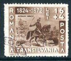 ROMANIA 1943 Iancu  Statue Fund Used. Michel 756 - Usado