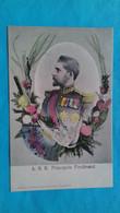 Romania Rumanien Litho Bucuresti Familia Regala Principele Ferdinand Litografie - Rumania
