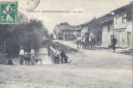 CPA 08 - ARDEUIL MONTFAUXELLES - Le Gué - Rare - Otros Municipios