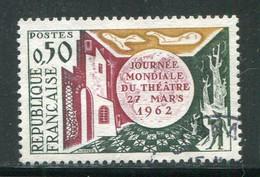 FRANCE-Y&T N°1334- Oblitéré - Gebraucht