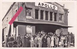 """23-DUN-le-PALESTEL / DUN-le-PALLETEAU (CREUSE)- CINEMA """"APOLLO"""" -ANIMATION-Ecrite Le 17/11/53-BON ETAT-    (14/12/20) - Dun Le Palestel"""