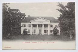 LA RÉUNION._St-DENIS._ Le Muséum,au Jardin De L'État - Reunión