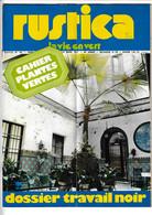 Rustica_N°169_ 1er Avril 1973_Cahier Plantes Vertes _ Dossier Travail Noir_ - Garden