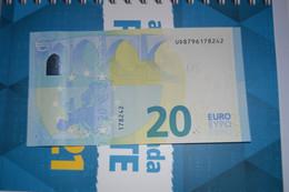 20 EURO U032 C5 - FRANCE -  UD8796178242 - UNC FDS NEUF - 20 Euro