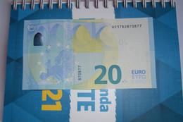20 EURO U034 D3 - FRANCE -  UC1782870877 - UNC FDS NEUF - 20 Euro