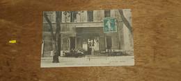 Ancienne Carte Postale - Aubagne - Cours Beaumont Cercle De L'harmonie - Aubagne