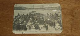 Ancienne Carte Postale - Marseille - Scénes Du Port - Air Connu : Non, Tu Ne Sauras Jamais , Etc.,etc. - Joliette, Port Area