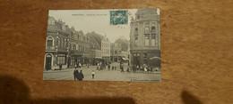 Ancienne Carte Postale - Armentiere - Entrée De La Rue De Lille - Armentieres