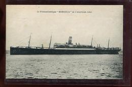 Steamers Mongolia Le Transatlantique__(2428) - Passagiersschepen