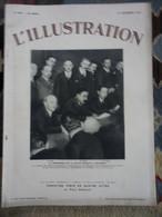 HEBDOMADAIRE L ILLUSTRATION N°4687 DU 31 DECEMBRE 1932-NOMBREUSES PUBLICITES - 1900 - 1949