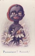 Fantaisie Enfants : Illustrateur  Woytz , Lot 2 Cartes   ///  Ref. Déc. 20 ///  BO. Thèmes - Other
