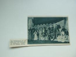 """Origineel Knipsel ( 9643 ) Uit Tijdschrift """"  De Stad """"  1931 :    Rivierenhof  Antwerpen - Sin Clasificación"""