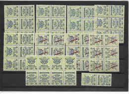 België   Privé N° 101/112  Xx Postfris Meermaals - Privados & Locales