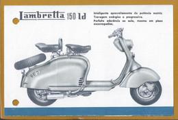 Lambretta 150 Ld. Moto Lambretta Portuguesa. Portugese Lambretta-motorfiets. Portuguese Lambretta Bike.Lambretta Motorad - Bikes & Mopeds