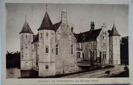 Steene - Château De Steenbourg Par Bergues - Otros Municipios