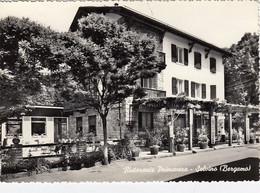 SELVINO-BERGAMO-RISTORANTE=PRIMAVERA=CARTOLINA VERA FOTOGRAFIA-VIAGGIATA IL 8-7-1981-PRODUZIONE 1955-1960 - Bergamo