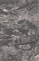 AK - TREFFLINGFALL - Weganlage In Der Klamm 1909 - Scheibbs