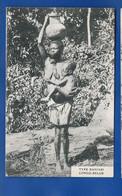 Femme Seins Nus Type BANIARI      CONGO-BELGE    Animées - Belgisch-Kongo - Sonstige