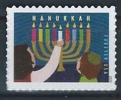 USA. Scott # 5530 MNH. Hanukkah Celebration.  2020 - Nuovi