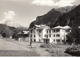 CAMPESTRIN-TRENTO-VAL DI FASSA-COLLEGIO ROTONDI-CARTOLINA VERA FOTOGRAFIA NON VIAGGIATA -1955-1960 - Trento