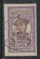 Martinique - Yvert 67 Oblitéré DUCOS - Scott#73 - Used Stamps