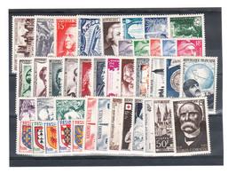 1951  Année Complète , Neuf ** , TB - 1950-1959