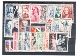 1953  Année Complète , Neuf ** , TB - 1950-1959