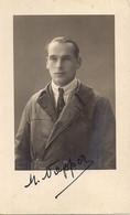 Aviation - Aviateur Marcel Nappez - Lausanne-Blécherette - Rare Avec Autographe - Aviadores