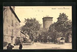 CPA Rodez, Boulevard D`Estourmel - Rodez