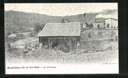 CPA Houillères De La Corrèze, Le Criblage - Unclassified
