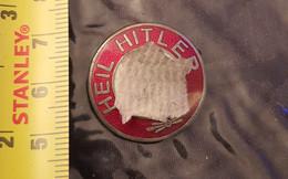 Insigne Ou Médaille Heil Hitler - Unclassified