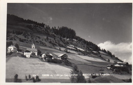 ONIES-ONACH-BOZEN-BILZANO-SAN LORENZO-VAL PUSTERIA-CARTOLINA VERA FOTOGRAFIA- VIAGGIATA IL 17-8-1955 - Bolzano