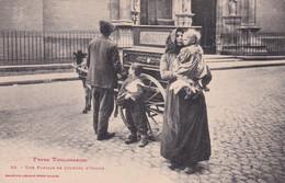 """TOULOUSE """" Joueurs D'orgue , Top Carte""""     N°6734 - Toulouse"""