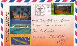 Nouvelle-Calédonie > 1988 S/Lettre  N°535 BON ETAT - Briefe U. Dokumente