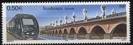 N° 3661 Bordeaux,  Faciale 0,50 € - Ongebruikt
